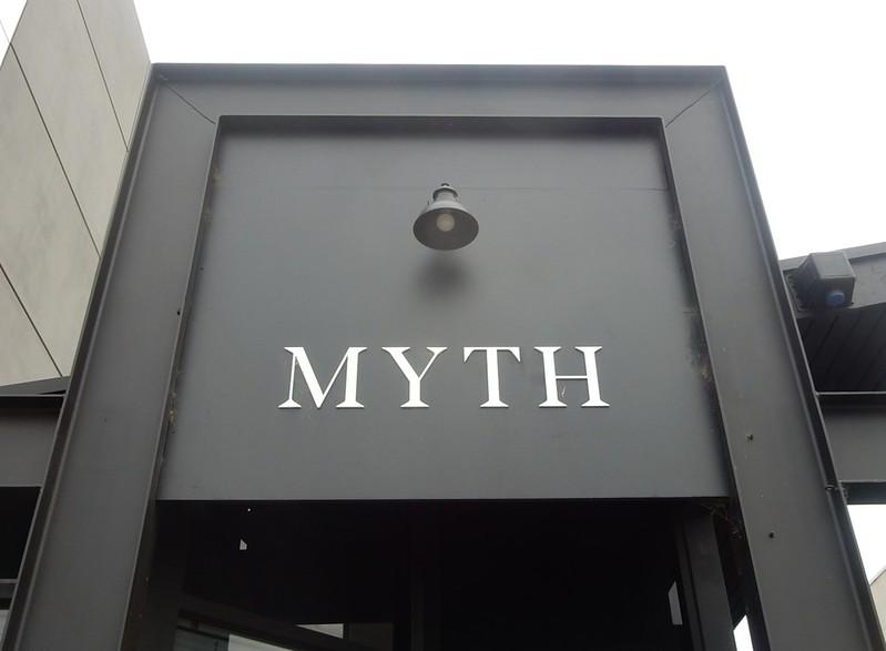 Myth by Michael Coghlan