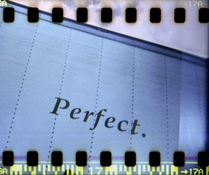 Perfect by Bruce Berrien