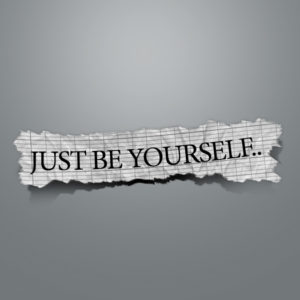 Just be Yourself by Akamï