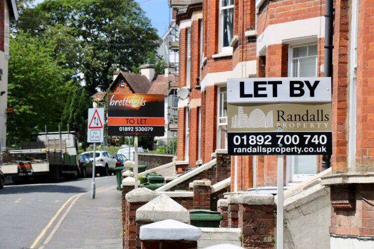 self manage buy to let properties or letting agent
