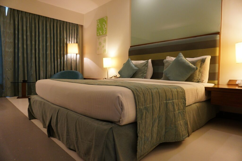 serviced accommodation business