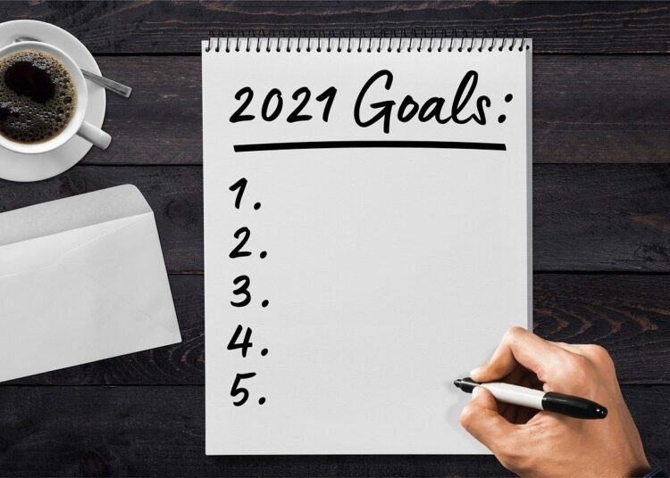 Property Investment Goals 2021