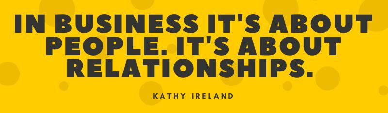 Kathy Ireland Quote
