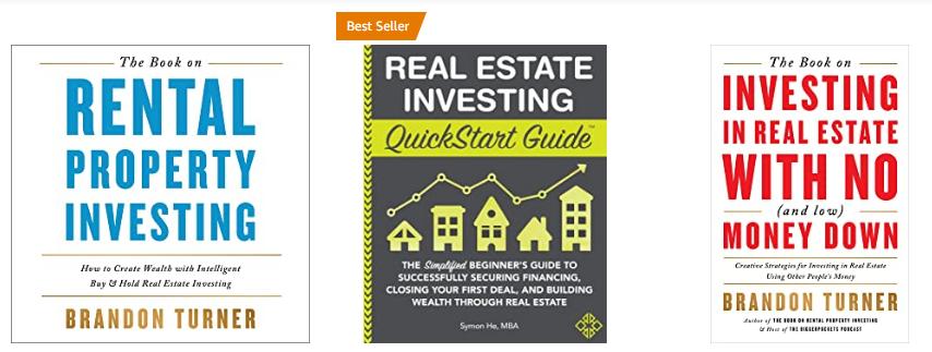 real estate investor books