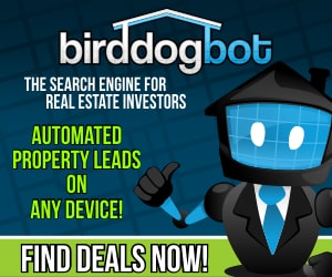 real estate investing search engine