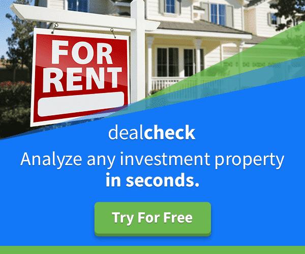 real estate investing analyzer