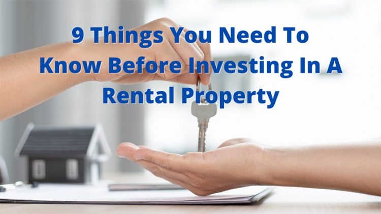 What You Need To Know Before Buying A Rental Property
